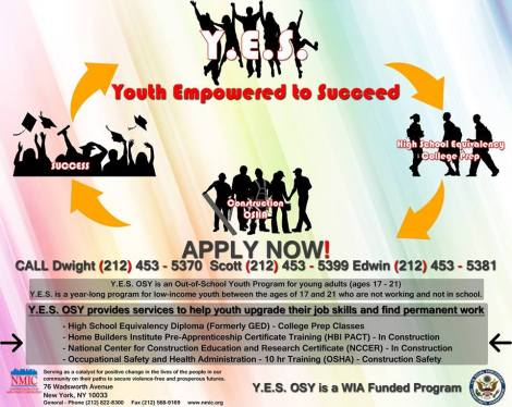Youth Empowered to Succeed